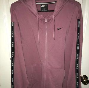 Nike plus hoodies 3x mauve pink